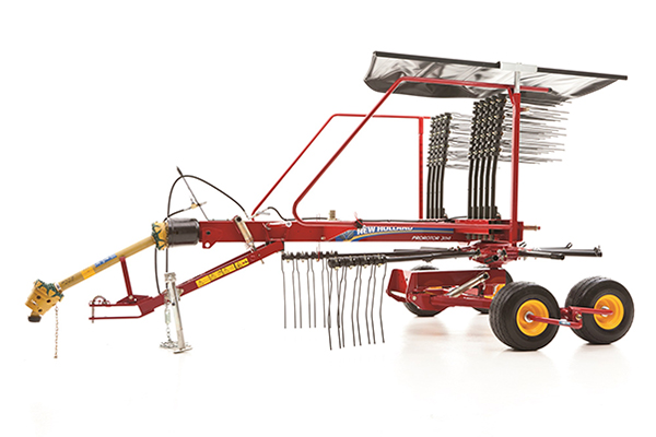 New Holland | Haytools & Spreaders | ProRotor Rotary Hay Rakes for sale at Kunau Implement, Iowa